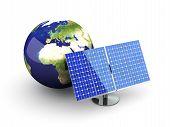 Alternative Energy - Europe poster