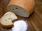 ������, ������: Bread and salt