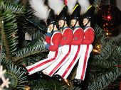 Toy Soldier Ornament poster