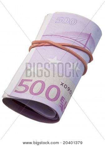 Five-hundred Banknotes