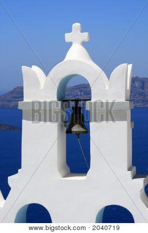 Bell Tower - Santorini, Greece