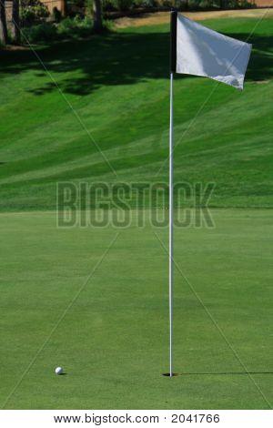 Golf verde