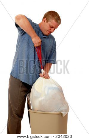 Bagging The Trash