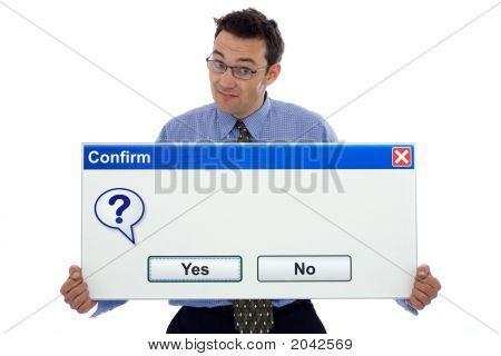 Confirm Dialog Box