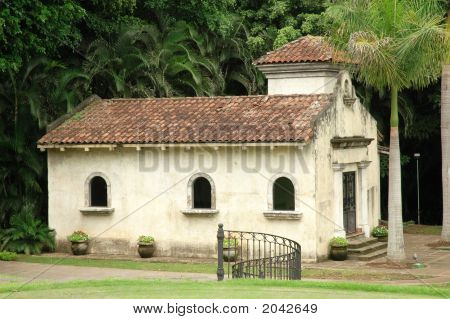Chapel In Costa Rica