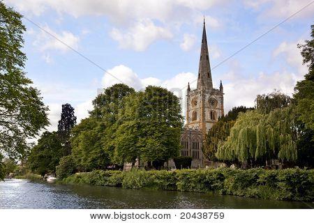 Dreifaltigkeitskirche, Stratford - upon-Avon.