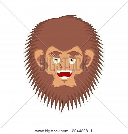 Bigfoot Happy Face Yeti Cheerful