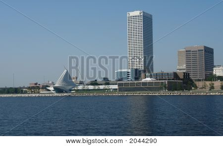 Skyline de Milwaukee