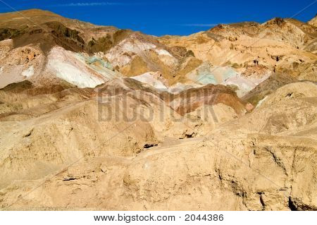 Colorful Desert