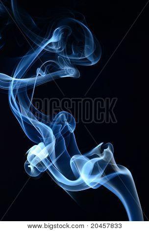 Cool Blue Smoke