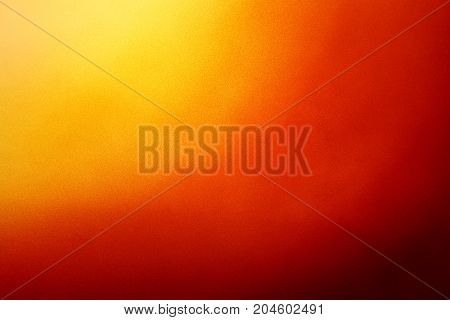 poster of Abstract Red And Yellow Background With Noise