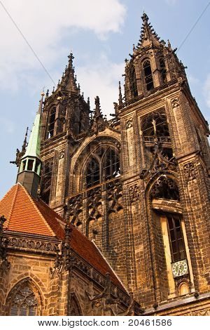 Cathedral Of Meissen, Germany