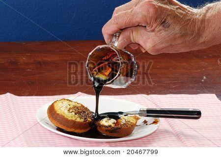 Cornbread And Molasses