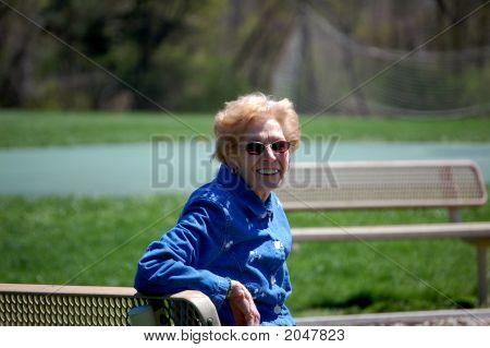 Gram At The Park