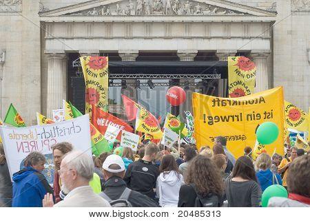 Anti Atomic Energy Rally