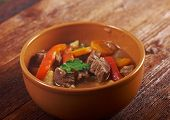Irish Stew With Tender Lamb Meat poster