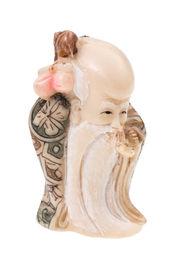 foto of obeah  - statuette of Chinese god  - JPG