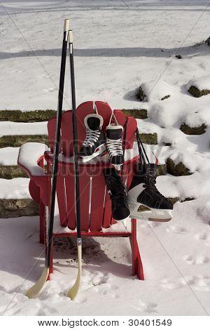 Ice Hockey Time
