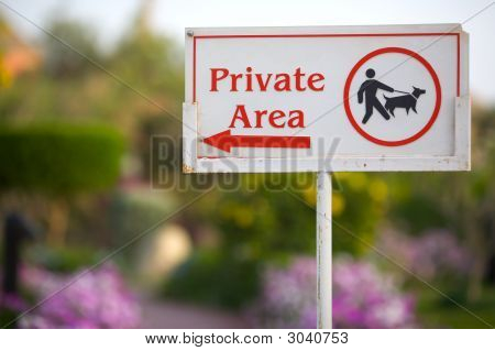 Private Area