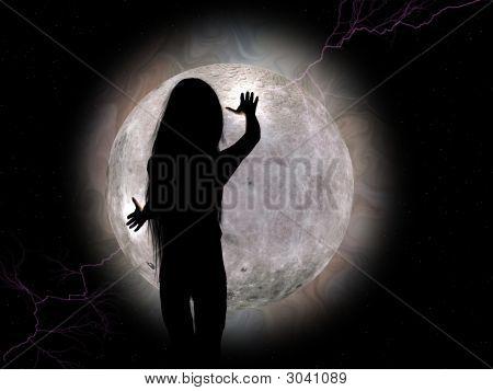 Moon Girl.