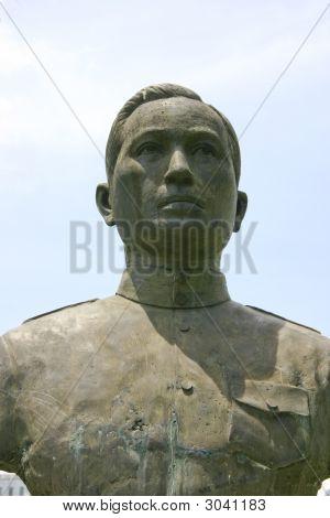 Vicente Alvarez Bust