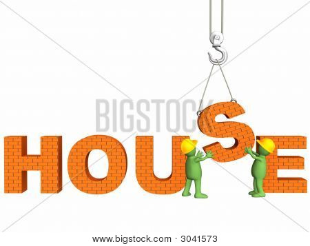 Builders, Omitting  Letter S On Hook