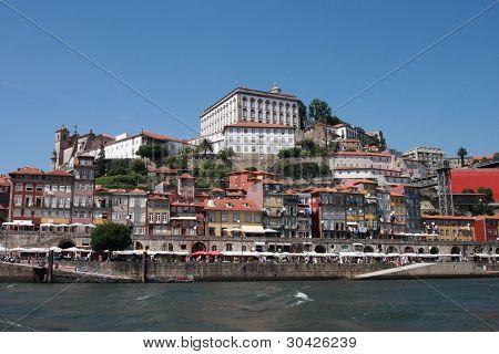 The Old Centre Of Porto