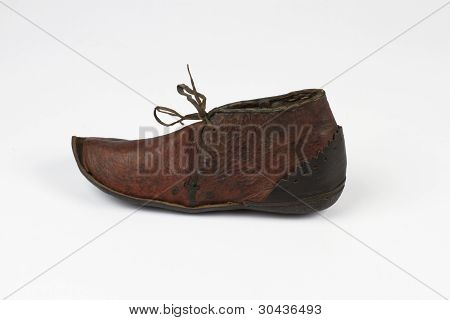 rawhide sandal