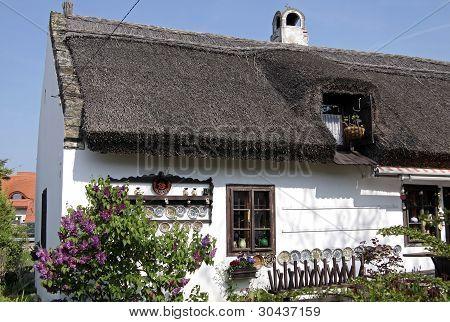 Farm Houses At Lake Balaton