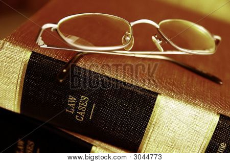 Glasses And Books 4 R