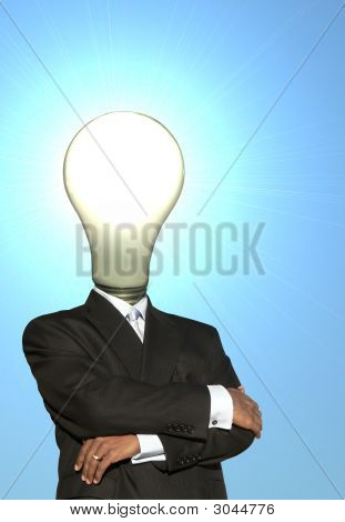 Businessman - Thinker 3