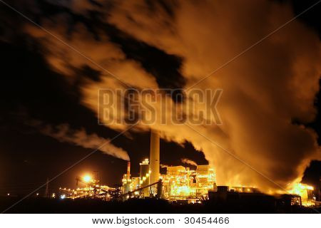Steam in New Mexico