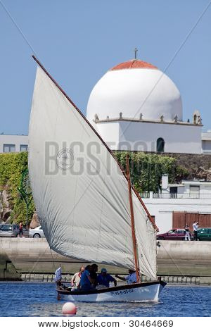Ix Meeting Of Traditional Boats Of Vila Do Conde.