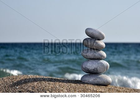 The Heap Of Stones
