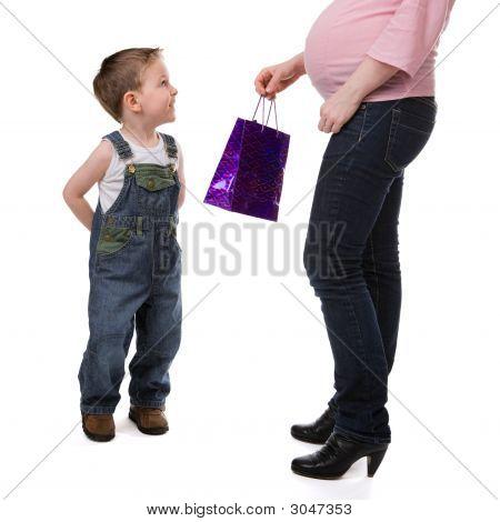 Geschenk für Mammy
