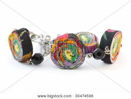 Colorful Handmade Bracelet