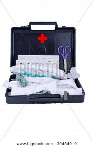 First Aid Kit - Still Life