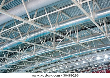 Stadium Air Ventilation