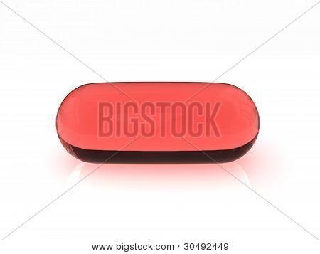 Red Gel Capsule