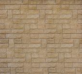 Brick Wall Texture Grunge Background With Vignetted Corners, Can Be Used For Interior Design, For Th poster