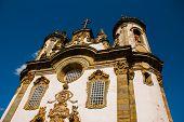 Sao Joao Del Rei, Minas Gerais, Brazil: Sao Francisco De Assis Church, One Of The Main Church Of Rur poster