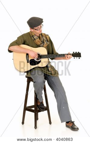 Music Performer, Guitar