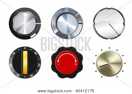 Knobs Set