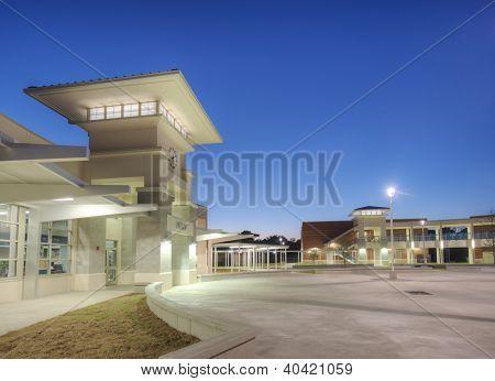 High School in Florida
