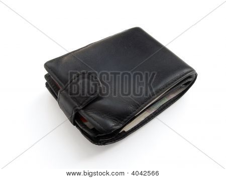 Tight Filled Leather Wallet
