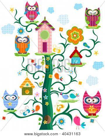 der Eule Baum