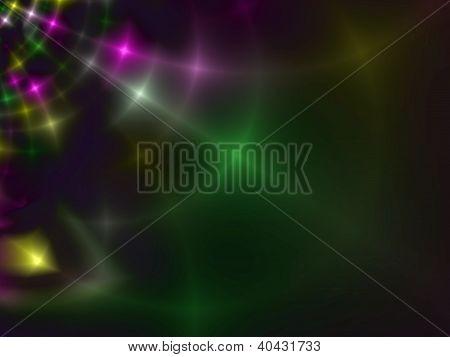 Abstract Festive Seasonal Background