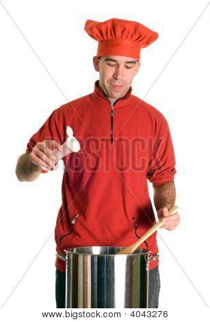 Salty Soup