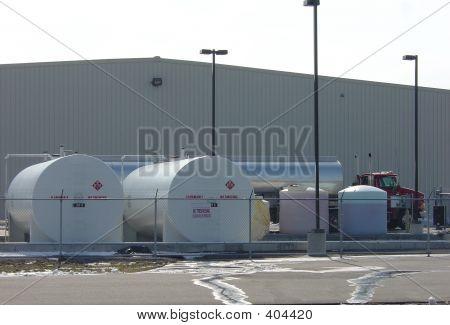 Jet Fuel Tanks