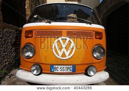 Oldtimer Vw Bus